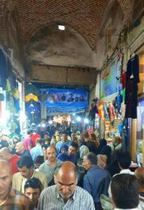 بازار سرپوشیده تبریز