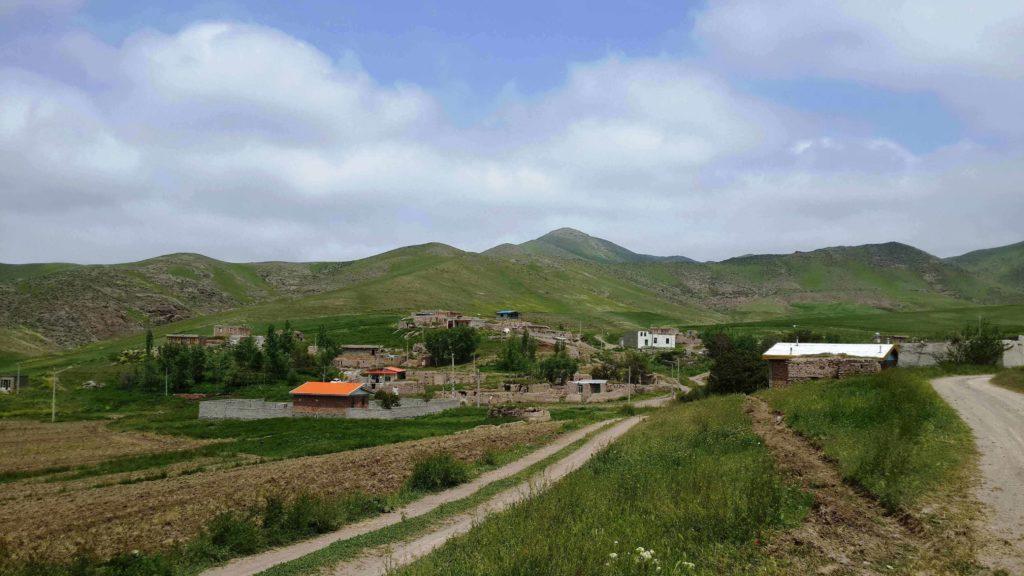 روستای زرگر کجاست