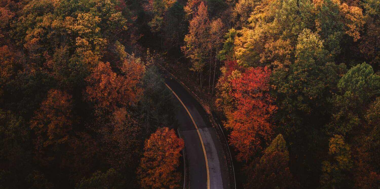 گردشگری پاییز