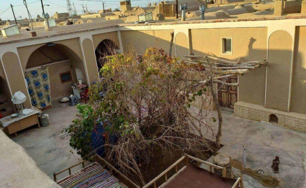 اجاره اقامتگاه بوم گردی در کویرمصر