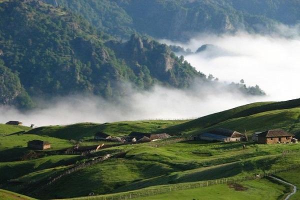 روستای زیبای سوباتان در شمال برای زندگی