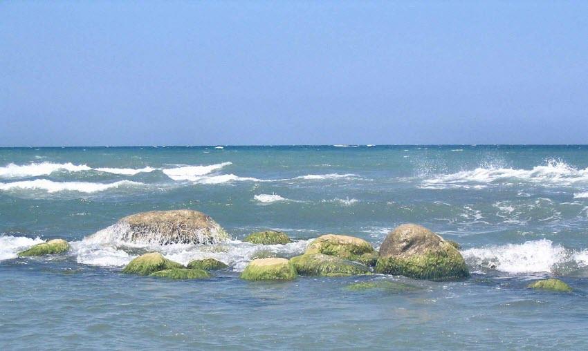 دریای مازندران در سفر به شمال