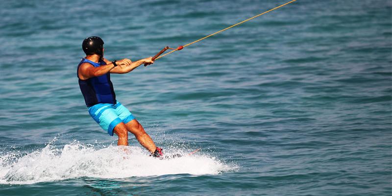 اسکی روی آب؛ مهیج ترین تفریح آبی- تفریحات آبی رامسر