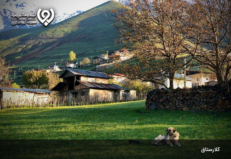 زیباترین-روستاهای-چالوس-در-دو-بخش-مرکزی-و-مرزن-آباد