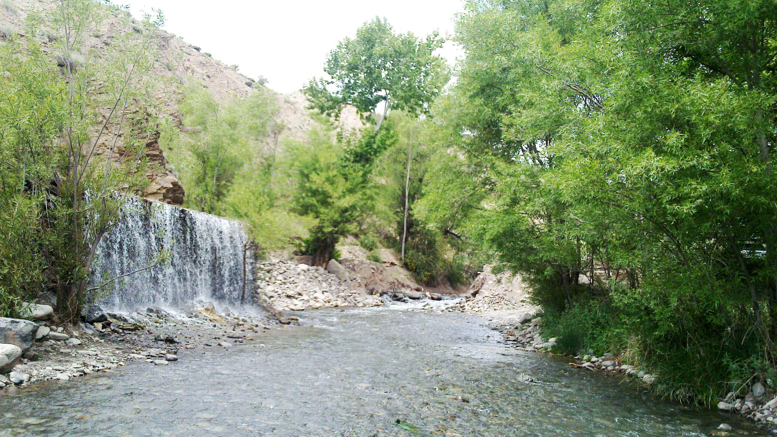 چشمه گردو نوشهر طبیعتی که حتماً باید آن را از نزدیک دید!