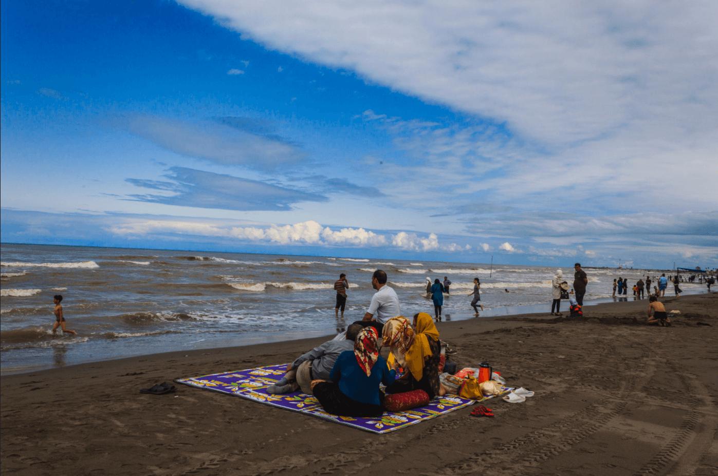 بهترین ساحل نوشهر برای تفریح را بشناسید