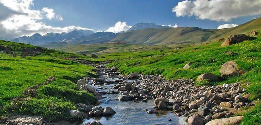 روستای آلوارس زیباترین روستاهای گردشگری اطراف اردبیل
