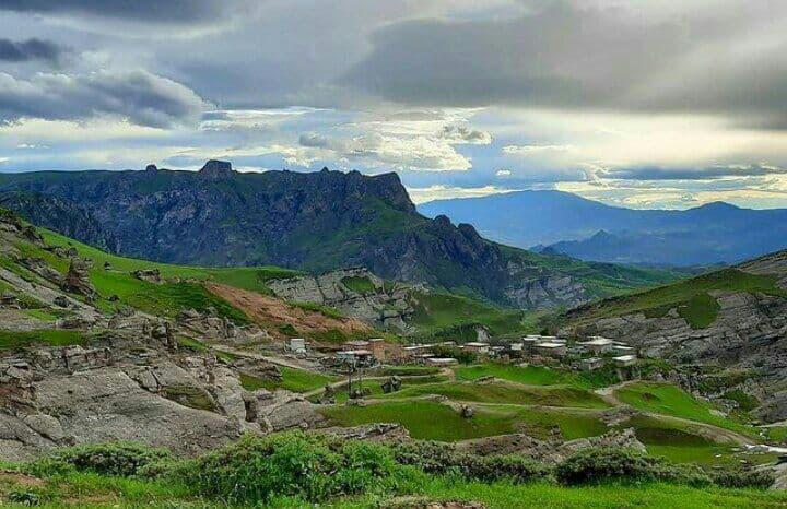 زیباترین روستاهای گردشگری اطراف اردبیل