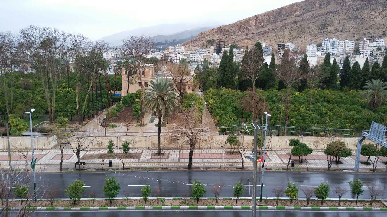 جاهای دیدنی شهرک گلستان شیراز