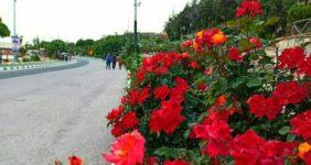 پارک شورابیل اردبیل با عکس و آدرس
