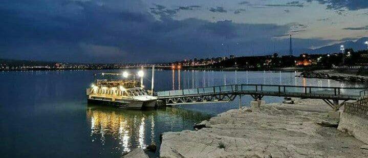 دریاچه شورابیل جاهای دیدنی و دیدنی های اردبیل