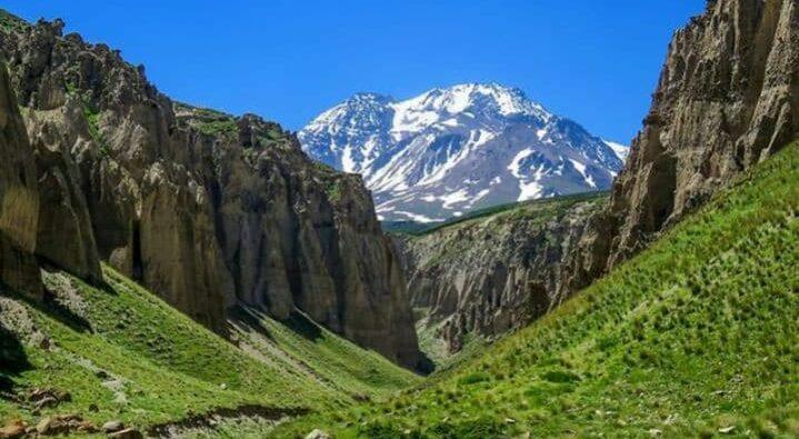 طبیعت گردی و مناطق بکر اردبیل