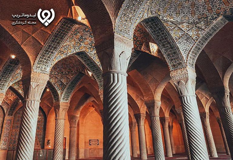 عکس-از-شیراز-جاهای دیدنی و گردشگری شیراز