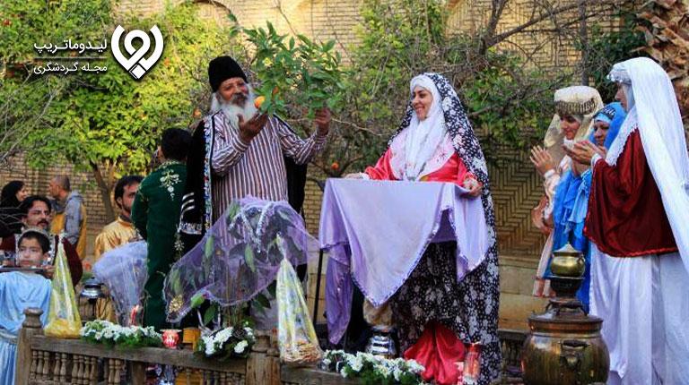 فرهنگ-بومی-شیراز؛-شهر-بهارنارنج