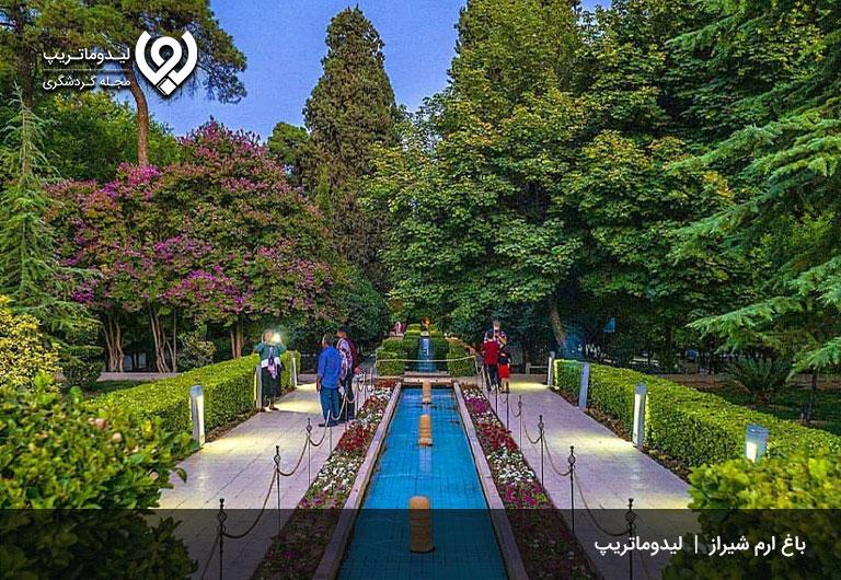لقب-شهر-شیراز-چیست؟