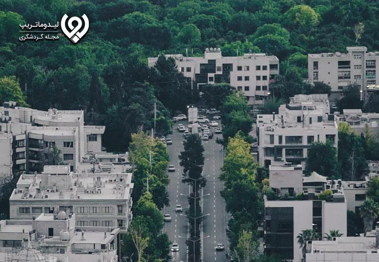 نمایی-از-شهر-شیراز-زیبا-را-ببینید