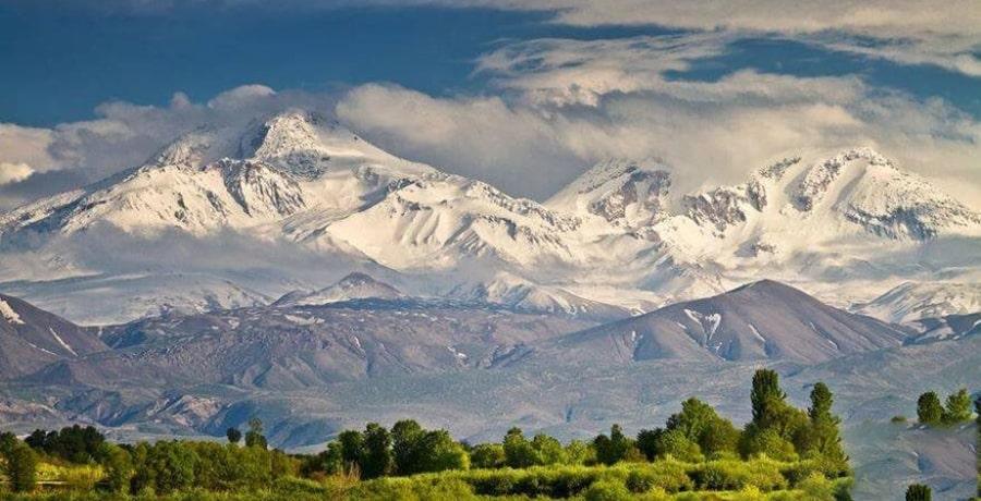 کوه های سبلان راهنمای سفر به سرعین