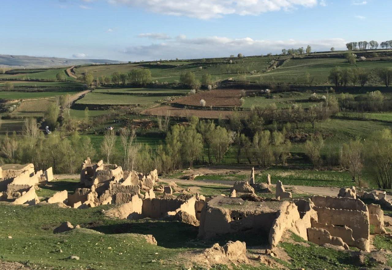 روستای گنزق زیباترین روستاهای گردشگری اطراف اردبیل