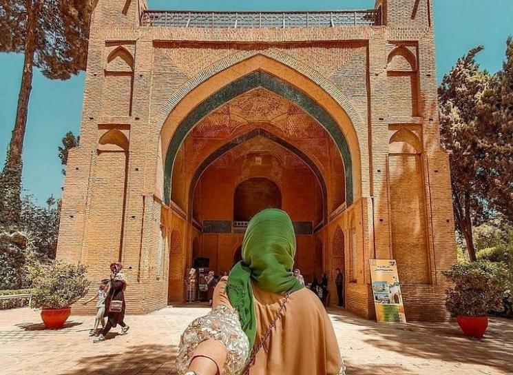 منار جنبان در اصفهان
