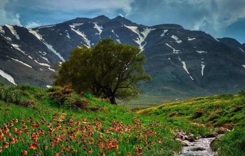 طبیعت روستاها و جاهای دیدنی اطراف اصفهان