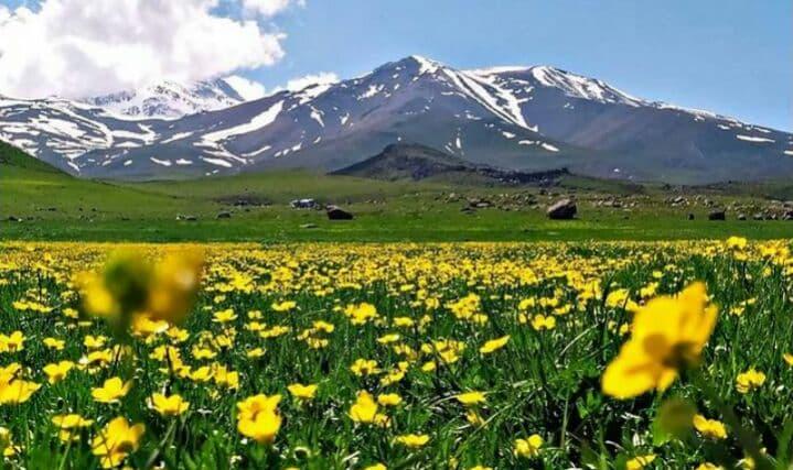 طبیعت گردس و مناطق بکر اردبیل