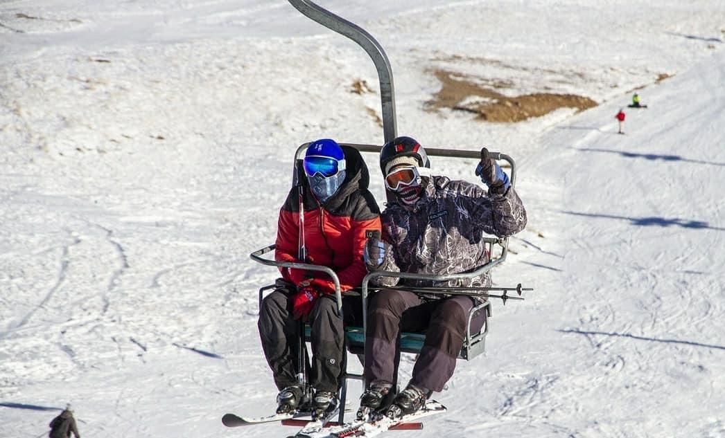پیست اسکی آلوارس سرعین جاذبه های گردشگری سرعین