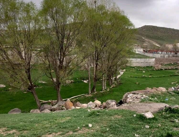 روستای آلوارس روستاهای گردشگری سرعین
