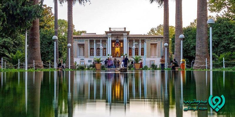 باغ-عفیف-آباد-شیراز-کجاست