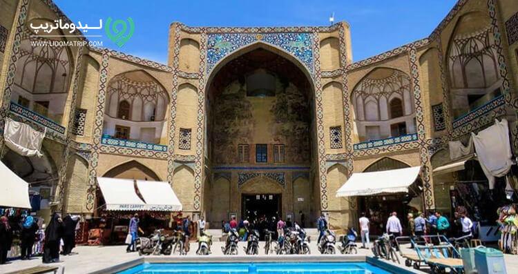 بازارهای سنتی اصفهان