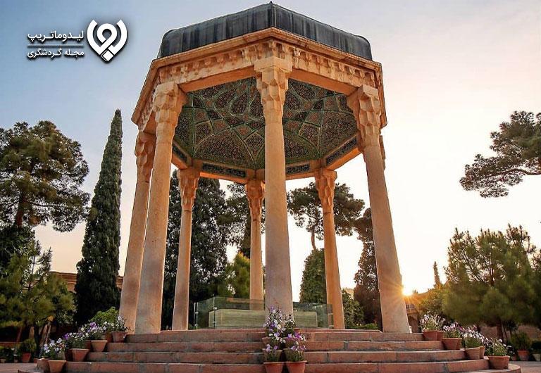عکس-حافظیه-شیراز