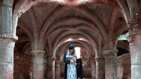قلعه پرتغالی ها از دیدنی های جزیره قشم