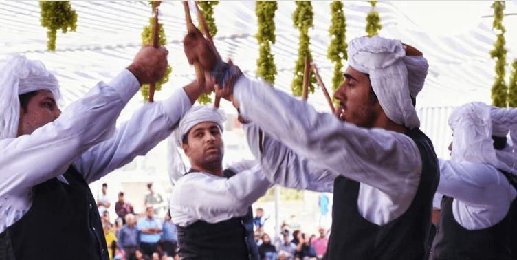 حسن رباط از بهترین روستاهای اصفهان