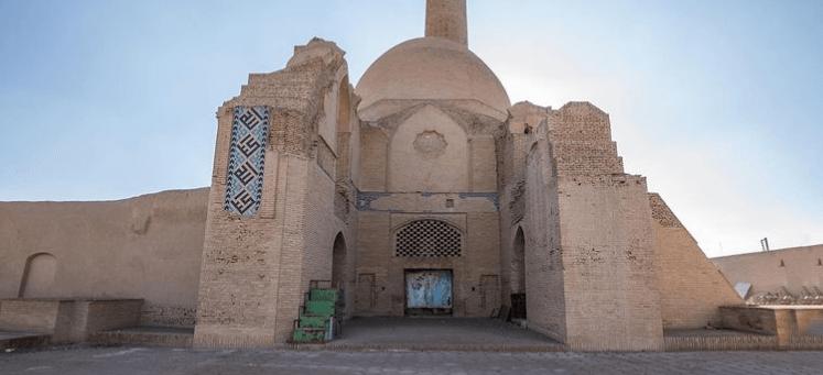 روستای برسیان از بهترین روستاهای اصفهان