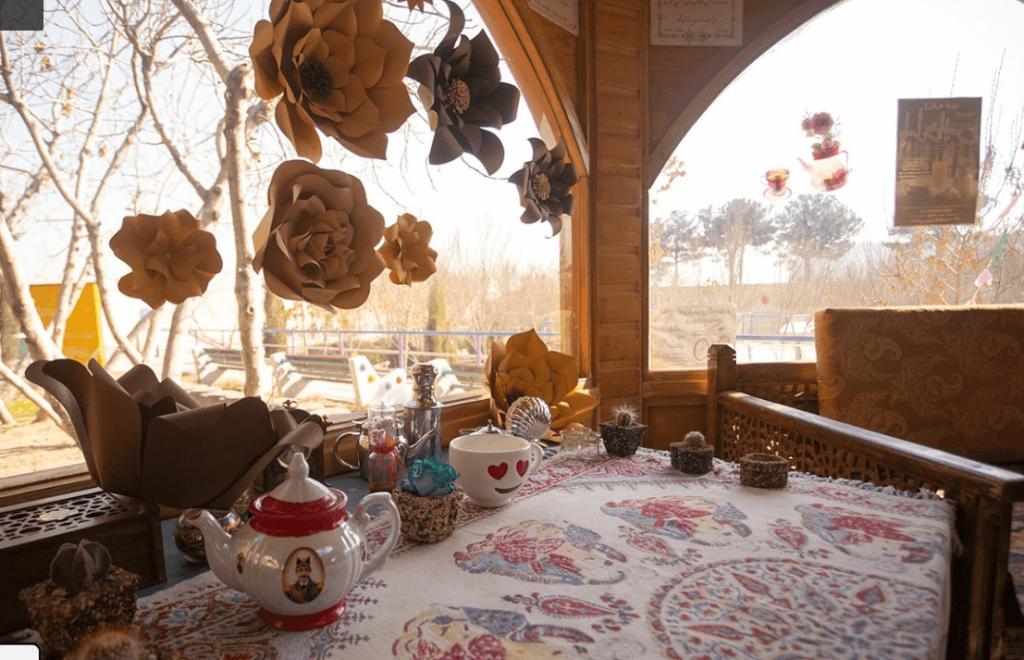 پارک های بانوان اصفهان