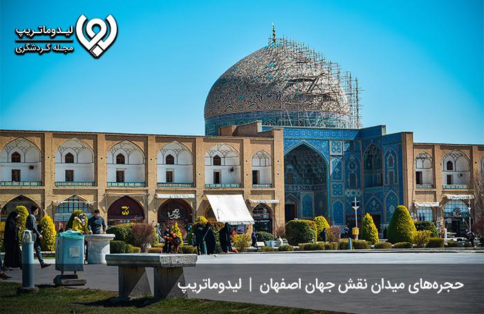 بازار-نقش-جهان-اصفهان؛-بازاری-با-200-حجره-جذاب
