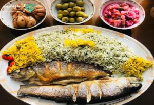 غذاهای سنتی و محلی قشم