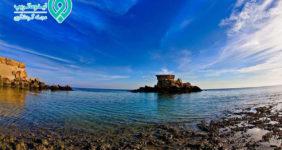 جزیره-ناز-در-قشم