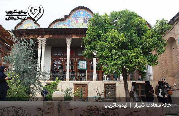 خانه-سعادت-شیراز؛-خانه-خاتم-شیراز