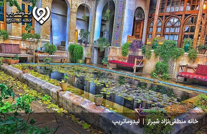 خانه-منطقی-نژاد-شیراز؛-موزه-موسیقی-شیراز