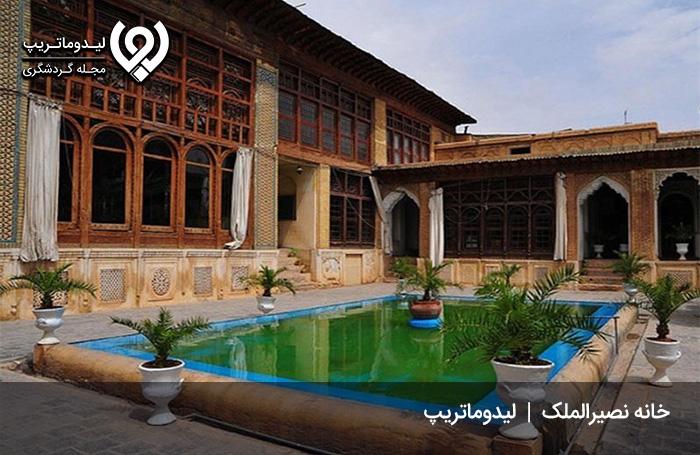خانه-نصیرالملک-شیراز؛-خانهای-فوق-العاده-با-نمایی-جذاب