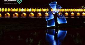 پل خواجوی اصفهان کجاست؟
