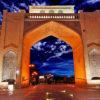 دروازه-قران-شیراز،-تاریخچه،-معماری-و-عکس
