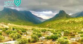 کوهمره-سرخی-شیراز-کجاست؟