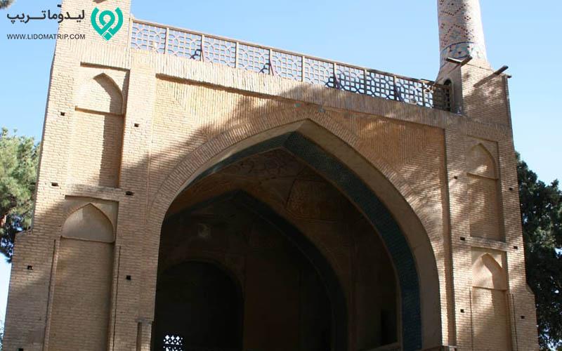 عکس منارجنبان در اصفهان