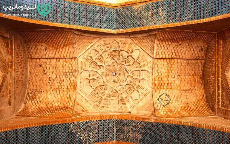 عکس منارجنبان اصفهان