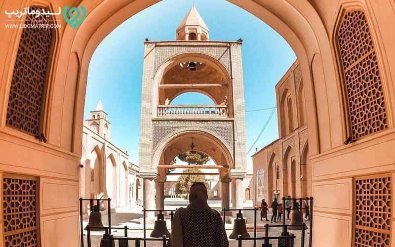 عکسهای کلیسای وانک اصفهان
