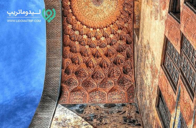 عکس هایی از بازار قیصریه اصفهان